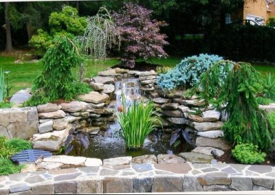Landscape Design & Implementation Projects
